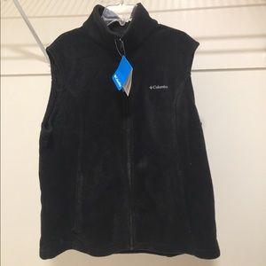 COLUMBIA Sleeveless Fleece Jacket